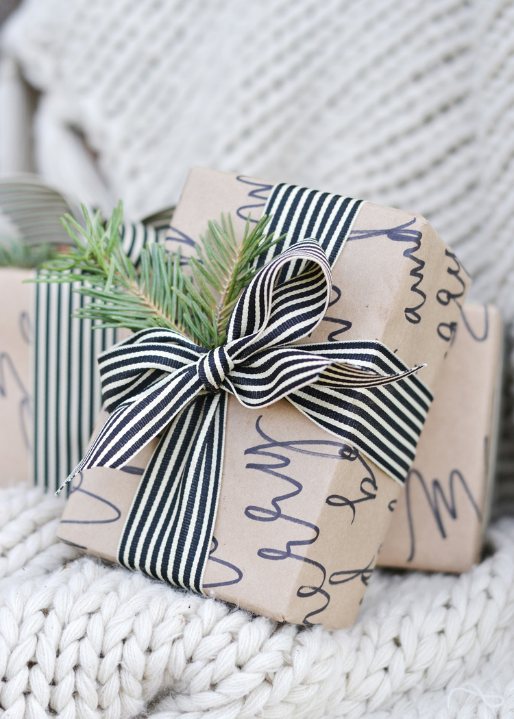15 of the most Beautiful Ways to Wrap a Christmas Gift